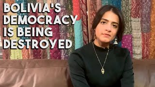 Urgent update on the coup in Bolivia from Anya Parampil