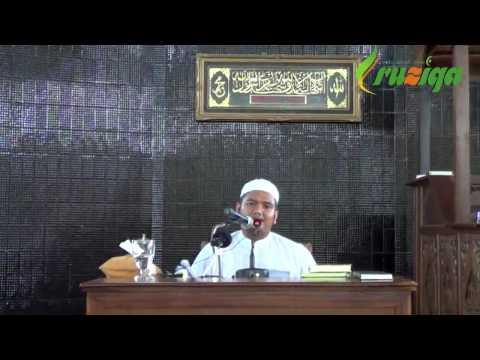 Ust  Abu Yaman   Membongkar Akar Kesyirikan   Sesi III Bag IV
