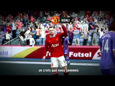 FIFA STREET - Interview #2 : Game Modes