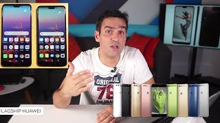 HUAWEI P20 si P20 Pro Review - Galaxy S9 si iPhone X KILLER?