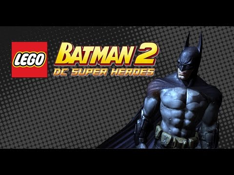 LEGO Batman 2 PC Mod - Arkham City Batman Showcase