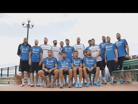 Εθνική Ελλάδας Μπάσκετ:  ''Στα άδυτα της προετοιμα