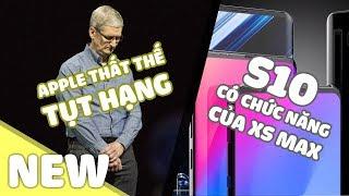 XNews 28/12: Apple thất thế, tụt top 12 công ty công nghệ lớn nhất thế giới