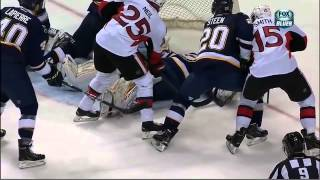 Brian Elliott injury 11/25/14
