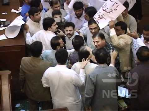 mqm ppp fight in sindh assembly