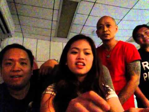 Robin Sienna's (90.7 Love Radio Manila) Reaction While Playing Slender 9/28/12