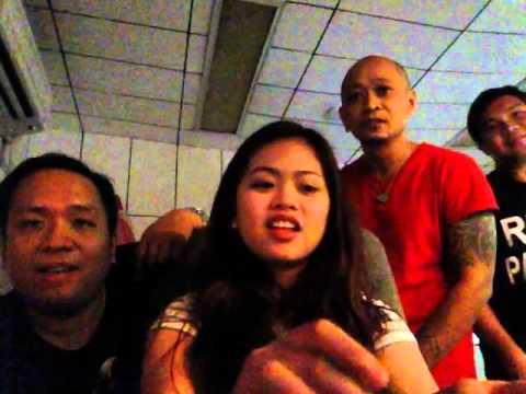Robin Sienna's (90.7 Love Radio Manila) Reaction While Playing Slender 9/28/12