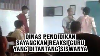 Soal Video Viral Murid Merokok Tantang Guru di Kelas, Kepala Dindik Gresik Sayangkan Reaksi Guru  from TRIBUNWOW OFFICIAL