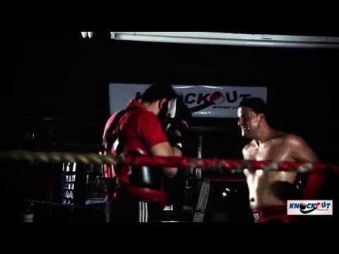 VICTOR YUJA - Knockout Boxing Club, SPS Honduras 2010.