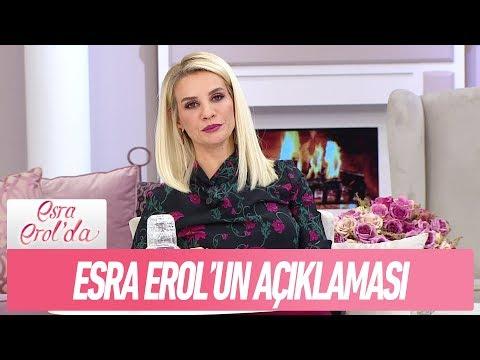 Esra Erol'un açıklaması - Esra Erol'da 19 Aralık 2017