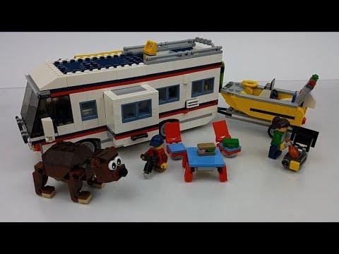 LEGO Creator 31052 Wyjazd Na Wakacje