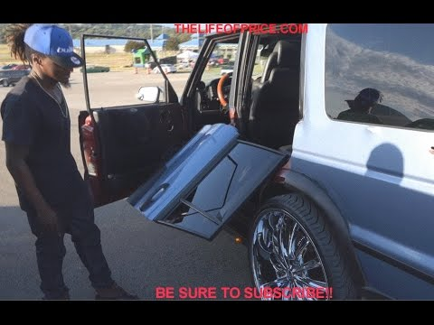 LAND ROVERS INSANE SYSTEM BLOWS THE DOORS OFF!!