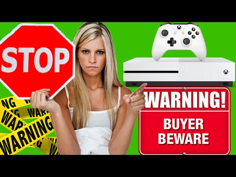 Xbox One S WARNING - Do Not Buy a 4K TV Till You Watch This