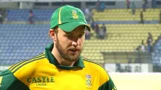 AB de Villiers post match interview after 4th ODI against Sri Lanka
