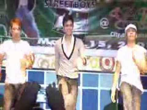 Vhong Navarro & the Streetboys live in EMR Koronadal City