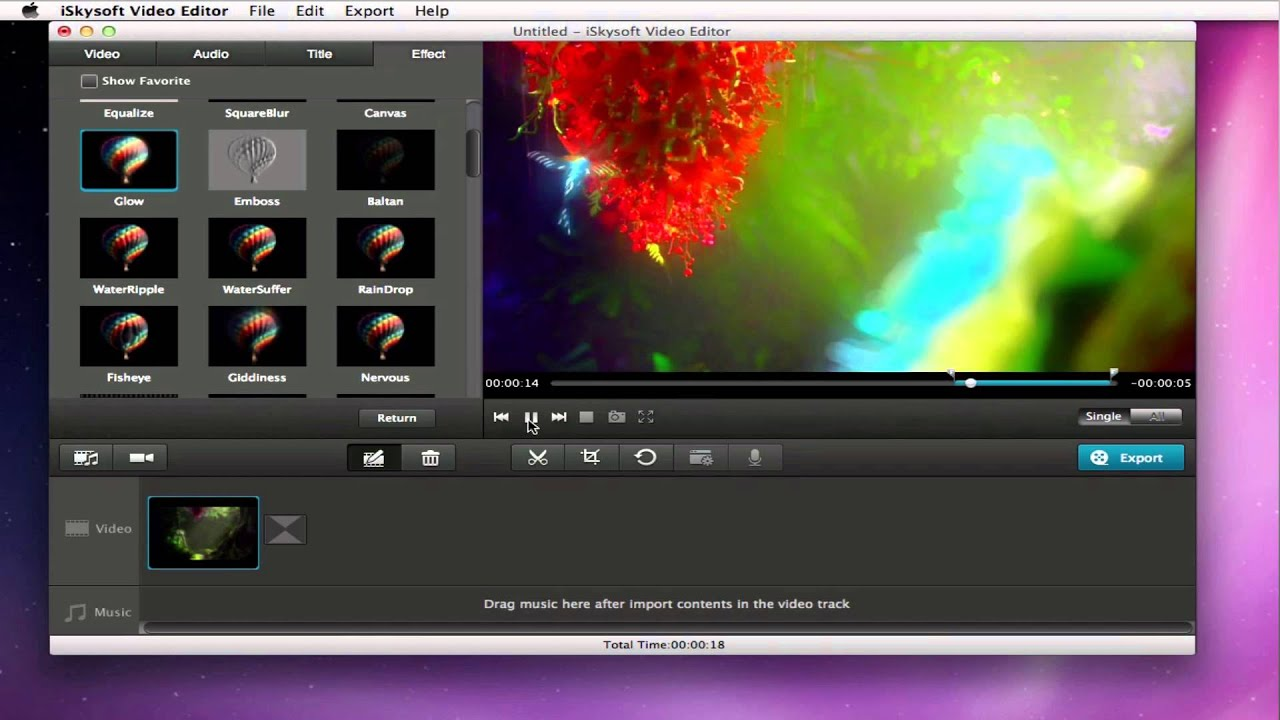 Download Video Editor for Mac - YouTube