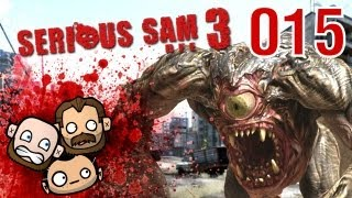 LPT: Serious Sam 3 #015 - Demolition Man [720p] [deutsch]