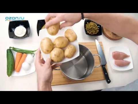 Рецепт Оливье - классический вкусный рецепт традиционного салата