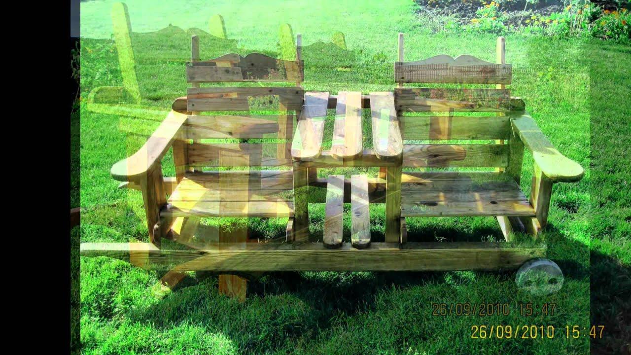 Садовый диван своими руками удачные самоделки фото чертежи