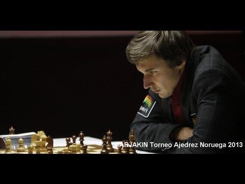 Ajedrez Noruega 2013 Ajedrez Torneo Noruega 2013 Ajedrez Karjakin Noruega 2013 Aronian