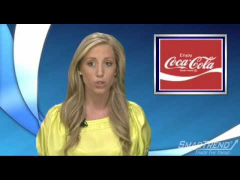 News Update: Coca-Cola Rises on Strong Q2 Earnings
