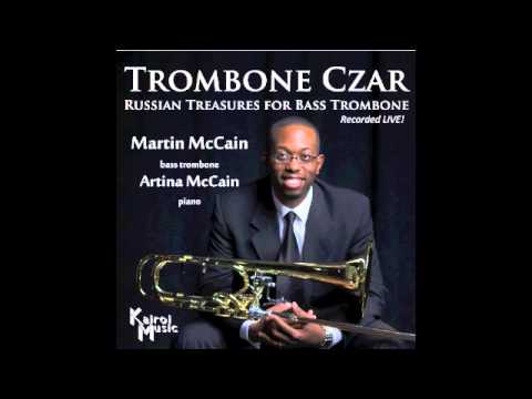 Trombone Czar: Russian Treasures for Bass Trombone Recorded Live! EP