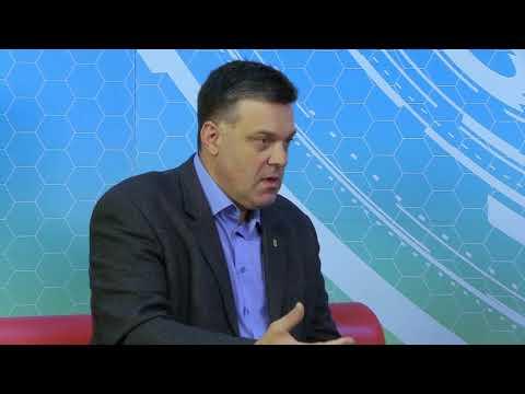 """Олег Тягнибок про актуальне в етері телекомпанії """"Умань"""""""