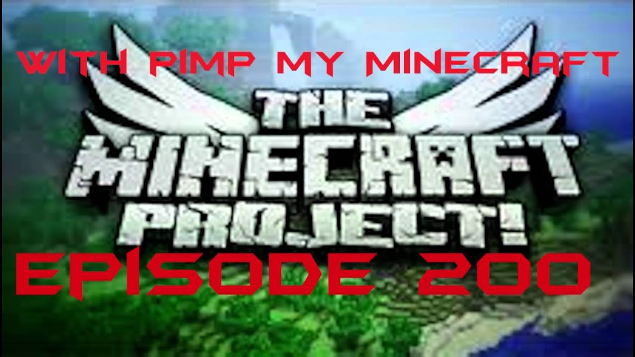 The Minecraft Project World