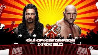 (PS4) WWE2K16 - Modo Universe - Extremes Rules Parte 2