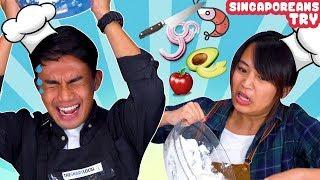 Singaporeans Try: Basic Skills 2.0 (Kitchen Edition)