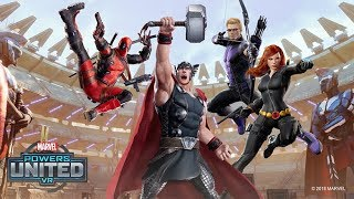MARVEL Powers United VR     Hawkeye + Black Widow: Team Gameplay     Oculus Rift
