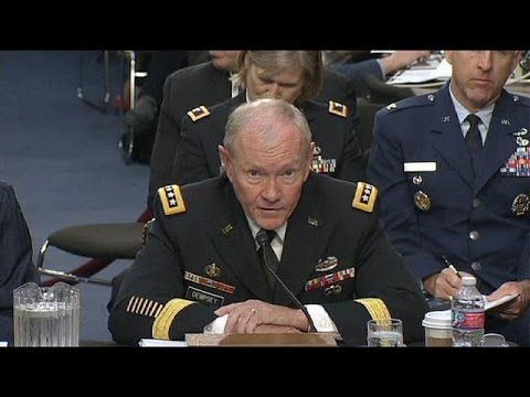 US general says ground troops an option in Iraq