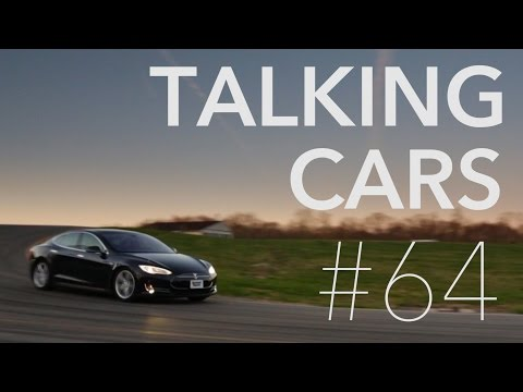 Talking Cars with Consumer Reports #64: Tesla and the self-driving car