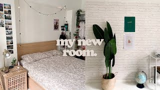 *INTENSE* BEDROOM MAKEOVER + room tour!