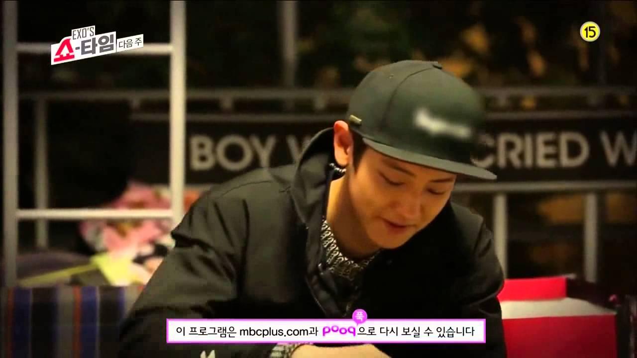 ซับไทย EXO's Showtime EP.3 PREVIEW - YouTube