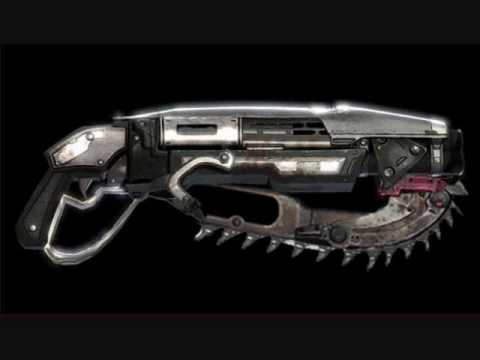 Gears Of War 2 Paquete De Armas Para Serrucheros YouTube