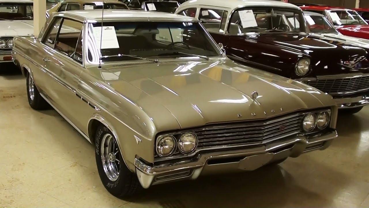 1965 Buick Skylark 310 Wildcat V8 Youtube