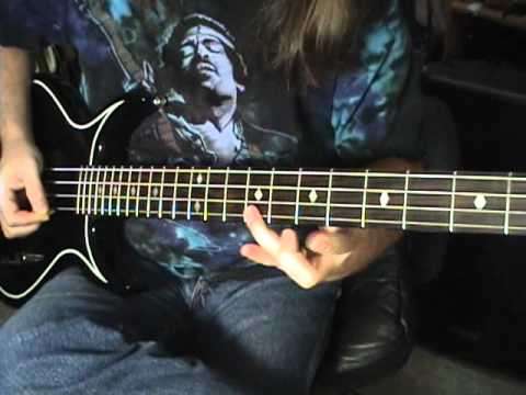 Free Walking Bass Guitar Lessons And More By Scott Grove video
