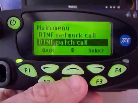 Tait TM8250 VHF Mobile Radio