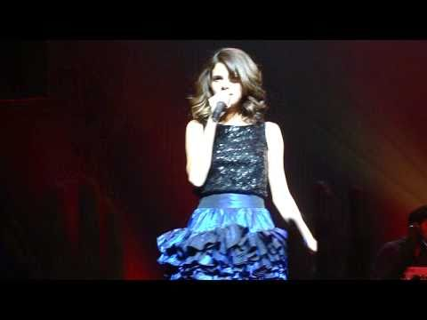 Off The Chain - Selena Gomez & The Scene 11/26/10
