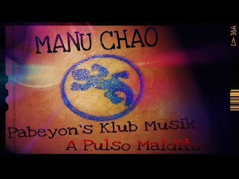 Manu Chao & Los Musicarios (Acústico) A Pulso Maldito - Pabeyon´s klub Musik - Cornellá HD