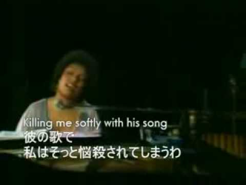 Roberta Flack - Killing me softly with his song.flv Music Videos