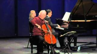 Lynn Harrell  - Rachmaninov: Sonata in G Minor, Op. 19 - movement 2