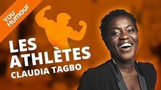 CLAUDIA TAGBO - Les athlètes
