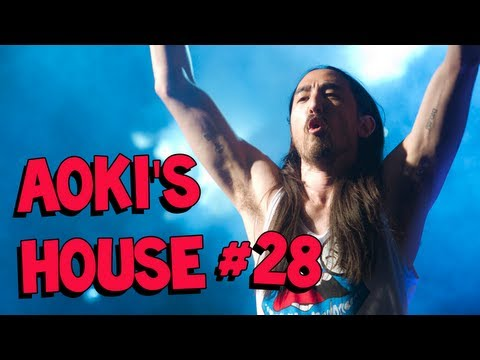 Aoki's House on Electric Area - Episode 28