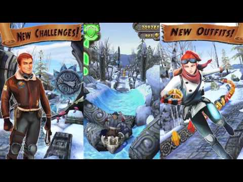 Temple Run 2 All Character Run To Death - IOS / Android Gameplay