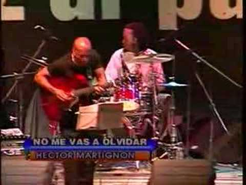 Hector Martignon's FOREIGN AFFAIR ...featuring Richard Bona