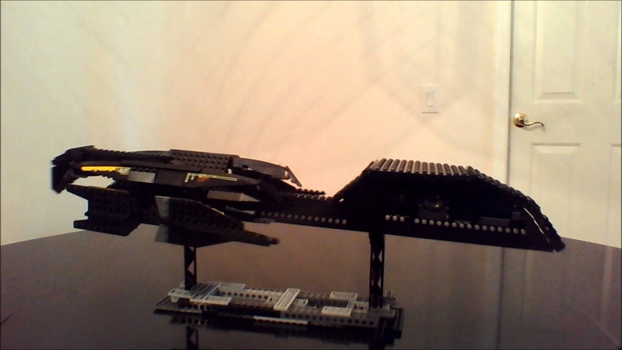 Predator Lego Movie Lego Predator Mothership