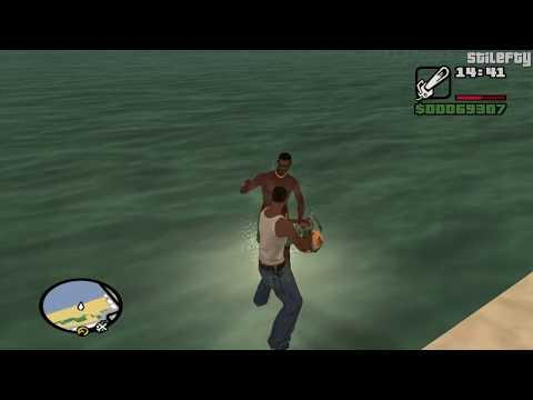 GTA San Andreas - Tips & Tricks - Invincible Pedestrian