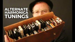 Alternate Harmonica Tuning Masterclass (Brendan Power)